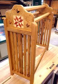 wooden quilt rack kit free wood plans antique wooden quilt rack