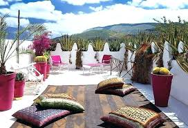 moroccan outdoor furniture. Moroccan Outdoor Furniture Chair Cushions Fun Decor Ideas Style Beautiful Square Pads .