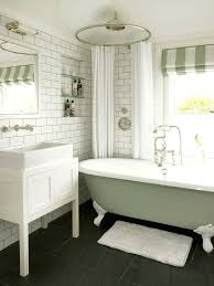 free standing shower curtain rod full size of shower curtain rail for freestanding bath bungalow bathroom free standing shower curtain rod