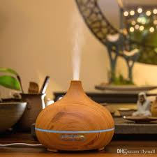 electric aromatherapy diffuser australia air humidifier essential oil aroma lamp