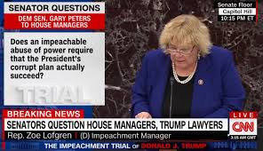 Follow the latest impeachment news stories and headlines. January 29 Trump Impeachment Trial