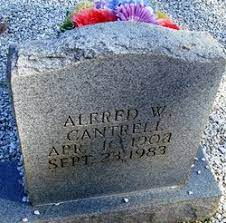 Alfred Western Cantrell (1904-1983) - Find A Grave Memorial