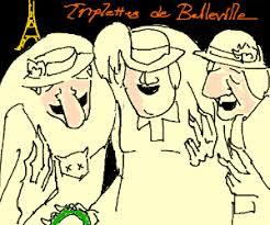 Triplets Of Belleville Triplets Of Belleville Drawception