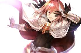 Customize and personalise your desktop, mobile phone and tablet with these free wallpapers! Download 2560x1700 Astolfo Fate Grand Order Wink Cape Fang Purple Eyes Wallpapers For Chromebook Pixel Wallpapermaiden