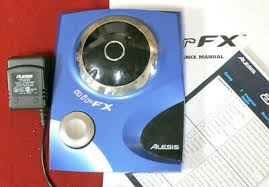 Alesis Airfx Theremin Hand Theramin Air Fx Effects W Manual