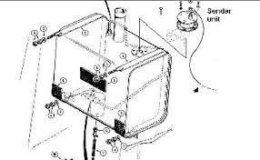 case 580c fuel sensor