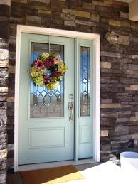 Wythe Blue Sherwin Williams A Painted Front Door The Wood Grain Cottage
