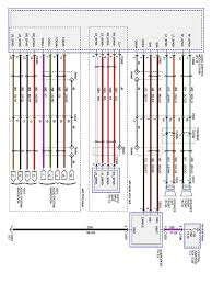 ford f stereo wiring harness diagram the wiring 2007 factory wiring diagram re ford f150 forum munity