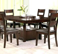square dining table for 6 round dining table 8 chairs inspirational unique square dining table set