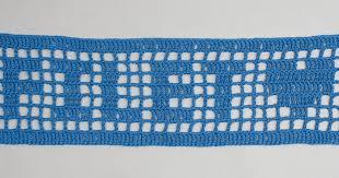 How To Filet Crochet Inside Outside The Box Interweave