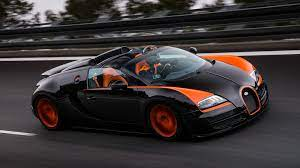 At the time, it was the most p. The Bugatti Veyron History Buying Tips Photos And More