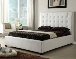 Athens White Full Size Bed