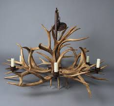 beautiful faux deer antler chandelier jpg v ccddbca lighting glamorous faux deer antler