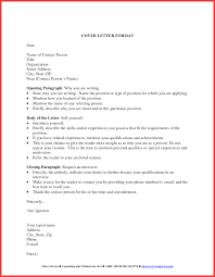 How To Title Cover Letter Examples Memo Example For Resume With No