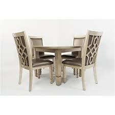 1650 52 jofran furniture casa bella silver dining room dining table