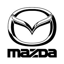 Adhesivo Mazda logo