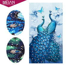 Best value 5d <b>Diy Diamond Painting</b> Full Drill Resin <b>Peacock</b> ...