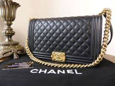 chanel uk. chanel boy bag new medium in quilted black calfskin \u003e https://www. uk