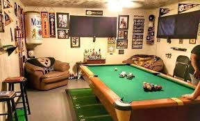 pittsburgh steelers man cave rug pool tables football table cluttered room phoenix home house for steelers man cave
