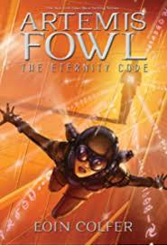 the eternity code artemis fowl book 3