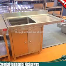 Metal Sink Cabinet Metal Kitchen Sink Base Cabinetstainless Steel Kitchen Sink