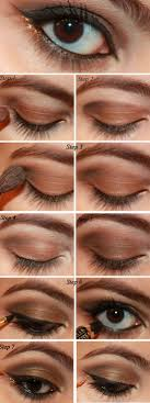 adventurous smokey brown tutorial makeupandbeauty adventurous smokey brown easy eye makeup for brown eyes for tutorial easy