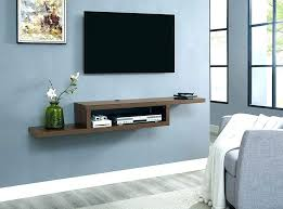 wall mount shelf for tv components wall mount shelves for components gorgeous mounted shelf ascend asymmetrical