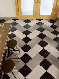 Black And White Flooring Black And White Vinyl Kitchen Flooring Ideas 9484 Baytownkitchen