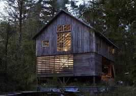 office barn. for your friday afternoon viewing pleasure we give you a look at one of the best home offices have come across vermont architect built this barn office