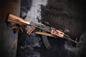Boyds Laminated Hardwood AK 47 Furniture Set GAT Daily Guns