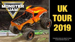 monster jam is returning to cardiff
