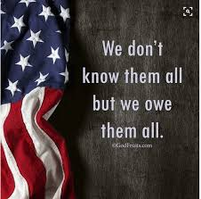 Thank You A Million Times Over Patriotic American Pinterest Impressive Memorial Day Thank You Quotes