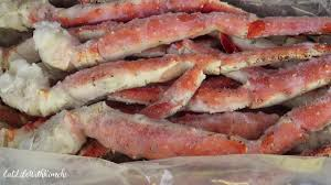Unboxing A 20 lb Box Of King Crab Legs ...