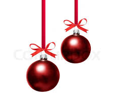 Christmas bauble, stock photo