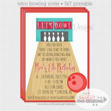 bowling invitation templates bowling birthday party invitation wording birthdaybuzz