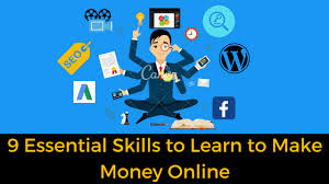 9 Best Skills To Learn To Make Money Online Actionable