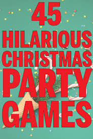 Christmas Program Theme 25 Hilarious Christmas Party Games You Have To Try Play
