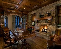 home office luxury home. Saguaro Forest Traditional-home-office Home Office Luxury O