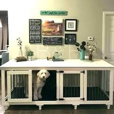 furniture style dog crates. Furniture Style Dog Crate Espresso  Projects Crates Wood .