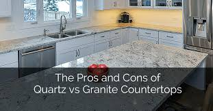 granite countertops cleaning and sealing pros cons of quartz vs the complete rundown 1 services
