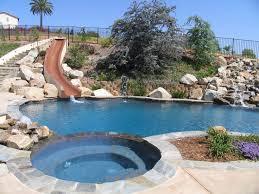 backyard pool with slides. Backyard Pool With Slide 23 Best Crazy Images On Pinterest Backyard Pool Slides S