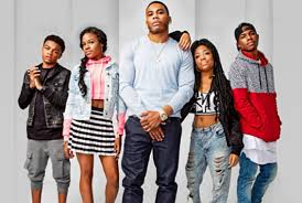 For years nelly has been hearing rumors that ashanti was sleeping around, but he didn't want to believe the rumors. Nelly S One Big Happy Family Bronze Magazine