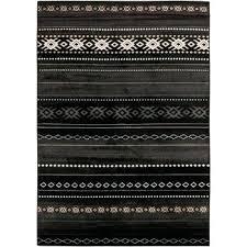 9x11 area rugs black x rug