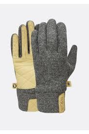 Rab Glove Size Chart Ridge Glove
