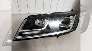 <b>Фара Би</b>-<b>ксенон передняя</b> левая Volkswagen Touareg 2 купить в ...