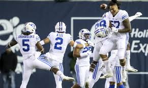 Byu Football In Great Spot To Win Rest Of Their Games Ksl