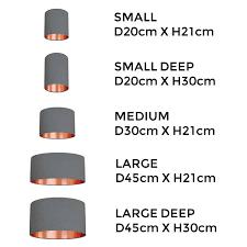 Lamp Shade Size Lamp Design Ideas