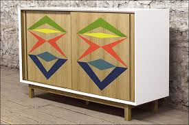 hand painted furnitureNew folk Brilliant handpainted furniture from VOLK  TreeHugger