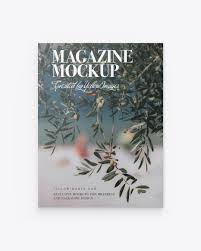 I`m releasing new free book mockup, this time it is created in eight high resolution psd files. Matte Magazine Mockup In Stationery Mockups On Yellow Images Object Mockups
