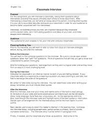 best photos of interview essay format example how to write an  writing an essay interview paper